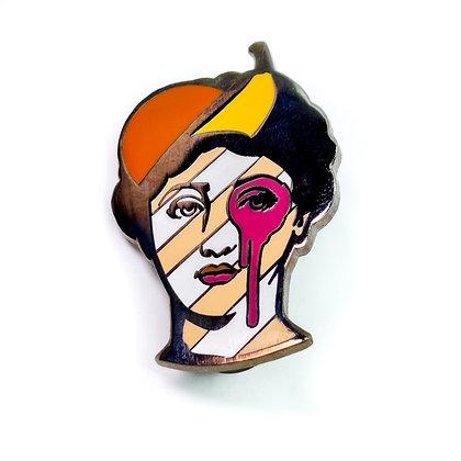 Bananamama Pin Badge