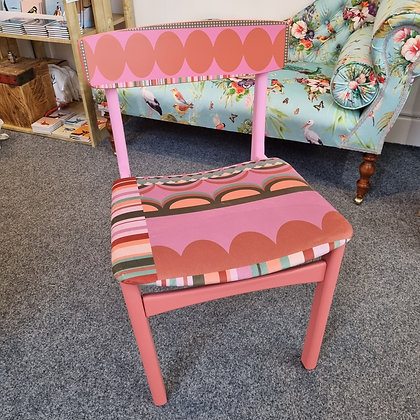 Upcycled G-Plan Chair