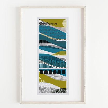 Rivers Run Print