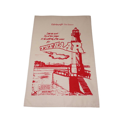 The Haar Edinburgh Tea Towel