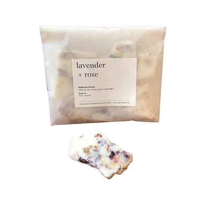Lavender & Rose Wax Melts