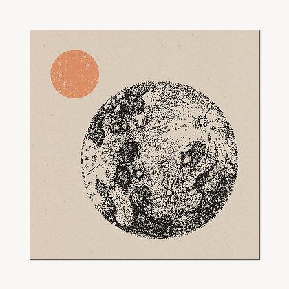 Sun & Moon Print