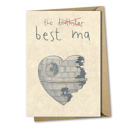 The Grey Earl Mother's Day Card An Independent Zebra