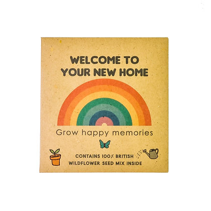 New Home Seed Packet