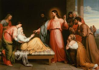 Prières du 5ème dimanche ordinaire B - Marc 1, 29-39