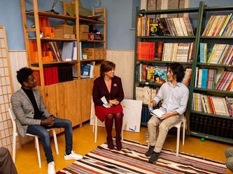 Jesuit Refugee Service : une priorité pour les jeunes