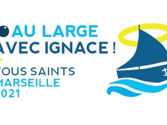 « Au large, avec Ignace ! » Rassemblement de la Famille ignatienne à Marseille à la Toussaint 2021