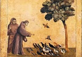 Prières du 27ème dimanche ordinaire A - Matthieu 21, 33-43 - Fête de Saint François d'Assise
