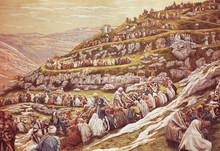 Prière universelle du 17ème dimanche ordinaire Jean  ( 6, 1-15)
