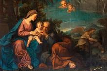 Homélie du dimanche de la Sainte Famille B - Luc 2, 22-40