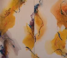 Contempler et méditer une œuvre d'art – La peinture de Kim En Joong à la Chapelle du Christ-Roi !