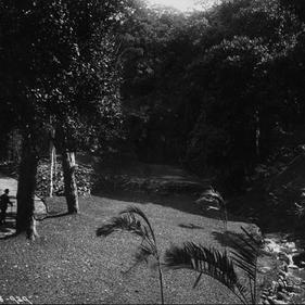 Rio Rainha dentro da propriedade onde hoje é o Parque da Cidade