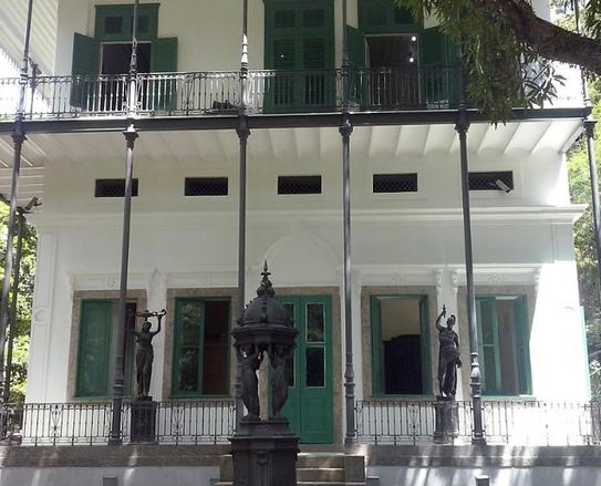 Restauração do Museu da Cidade em 2018