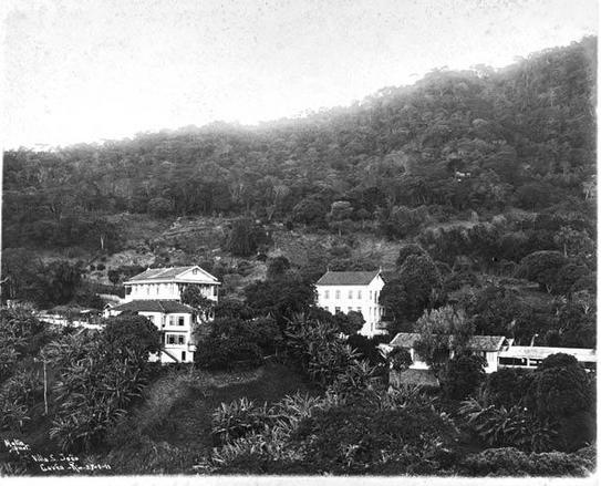 Foto de Augusto Malta da propriedade , 1911