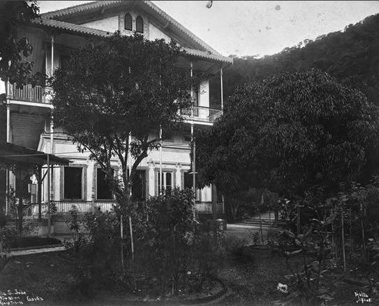 Foto de Augusto Malta - Vila São João,1911