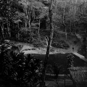 Represa do Rainha dentro da propriedade onde hoje é o Parque da Cidade