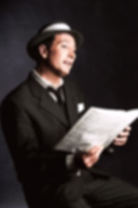 Frank Sinatra Tribute in theatre concert show