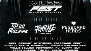Summer Announcements; MUZZFEST & SLYFEST 2021