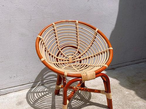 Brown Coli  Hami Kid Rattan Chair 23''