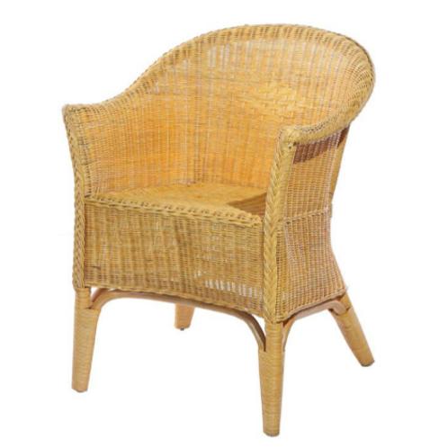Dutch Wicker Chair S.101
