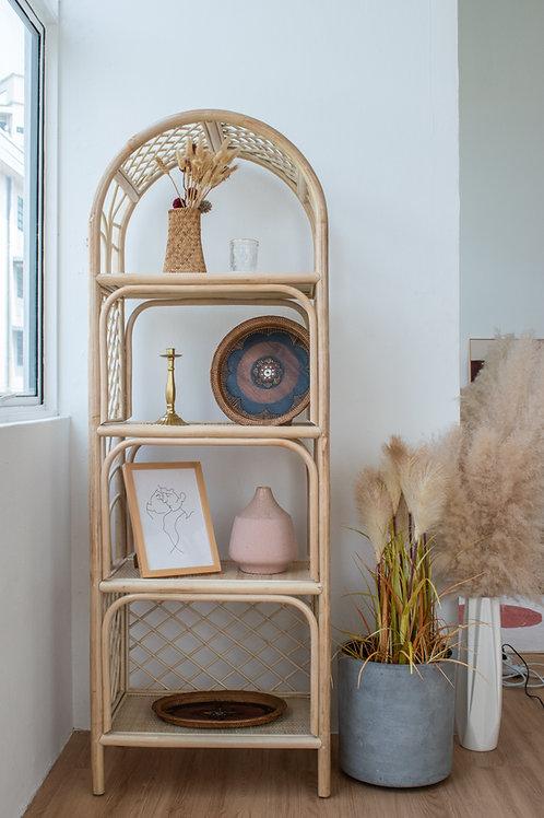 Natural Bookshelf without cabinet door (New Arrival)