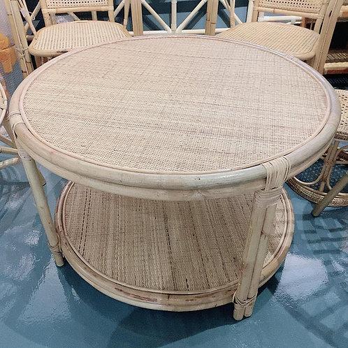 Timor Rattan Coffee Table (New Arrival)