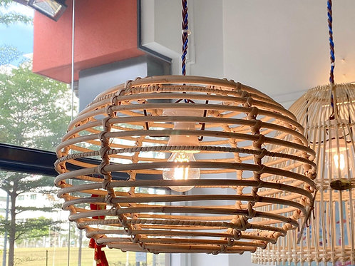 Round Rattan Hanging Lampshade Pendant (New Arrival)