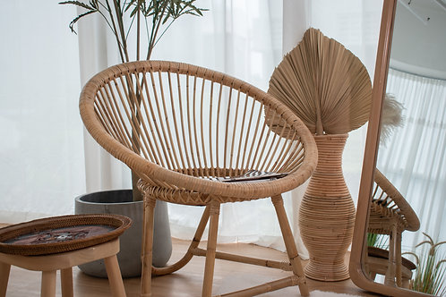 Rotin Rattan Chair (New Arrival)