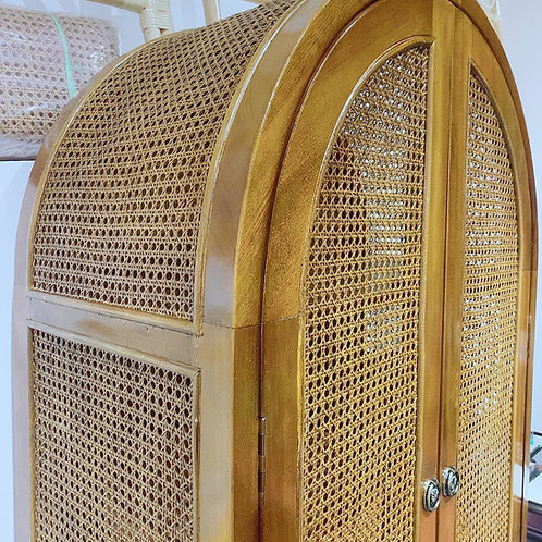 Perris Arch  Cabinet (New Arrival)