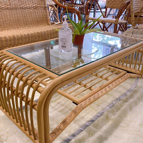 Rattan Coffee Table (New Arrival) Left 1 pcs