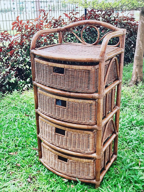 Rattan Drawer (New Arrival)