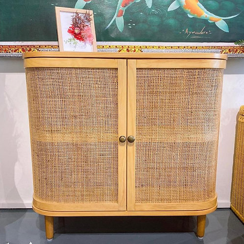 Kin Rattan Shoes/Cabinet (New Arrival)