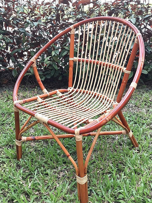 Brown Spade Hami Chair (New Arrival)