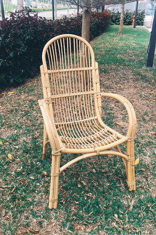 Natural New Patio Chair (New Arrival) (Left 1)