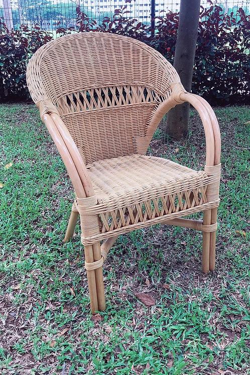 S.Moreno Rattan Chair (New Arrival)