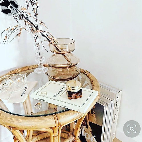 Sustainable Rattan Round Table (Small)