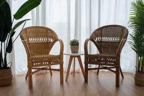 S.Moreno Rattan Chair (New Arrival)*Backorder*