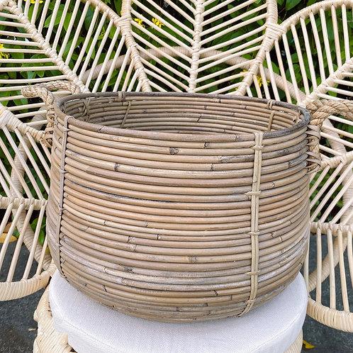 Java Rattan Basket (New Arrival)