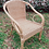 Thumbnail: New Set  2Italy Wicker Chairs & Small Rattan Coffee Table *Backorder*