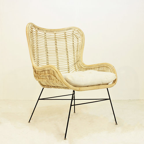 Wing Rattan Chair