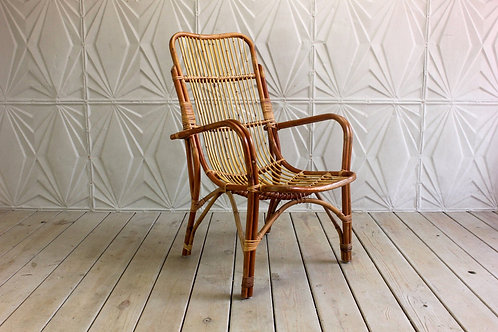 Brown Patio Chair