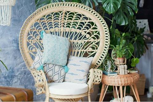 Cari Peacock Chair (New Arrival)