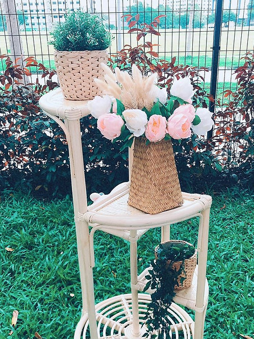 Rattan Display Stand (New Arrival)