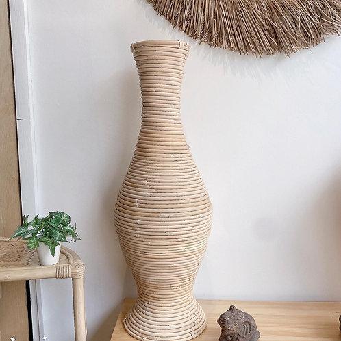 Rattan Large Vase (New Arrival)