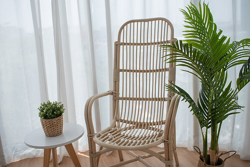 Classic Highback Patio Chair (New Arrival)