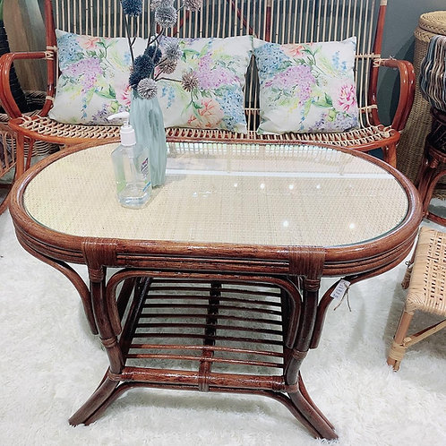 Heritage Rattan Coffee Table (New Arrival)