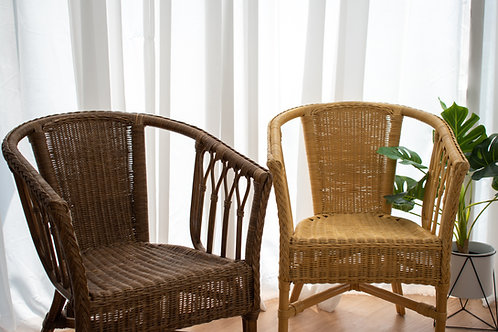 Pari Rattan Chair S.023 (New Arrival)
