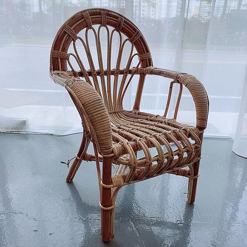 Rattan Sunny Kid Chair (New Arrival)