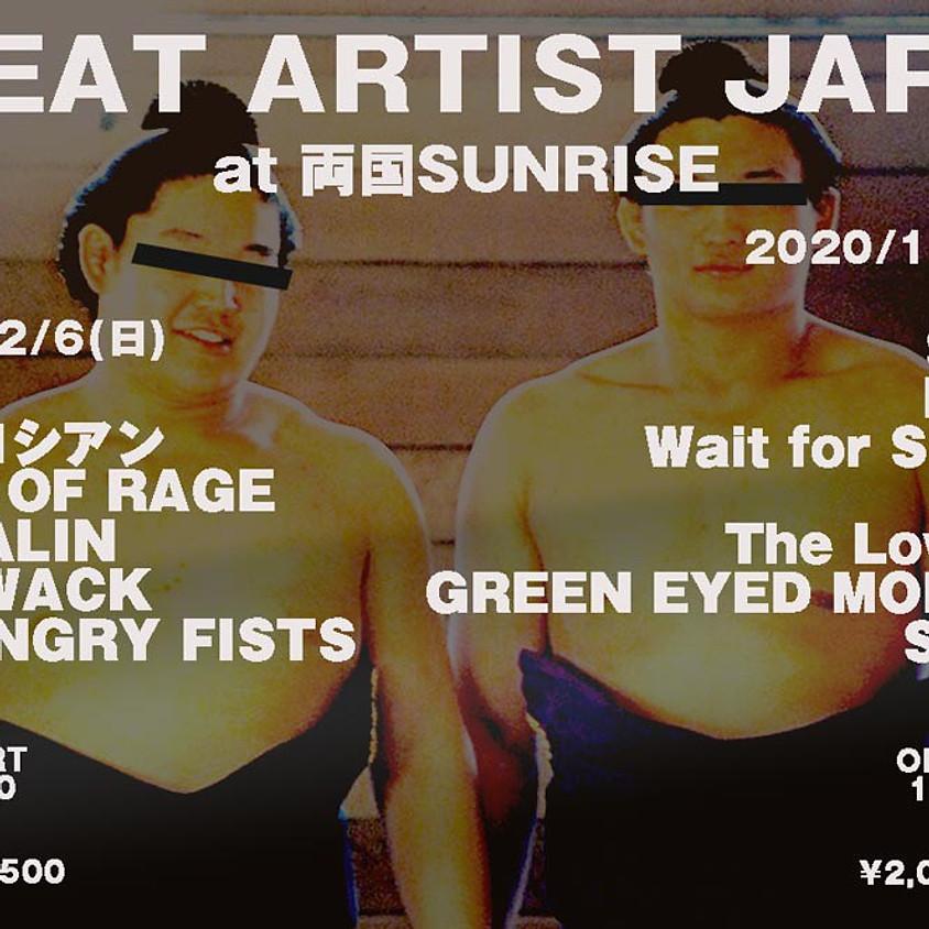 GREAT ARTIST JAPAN