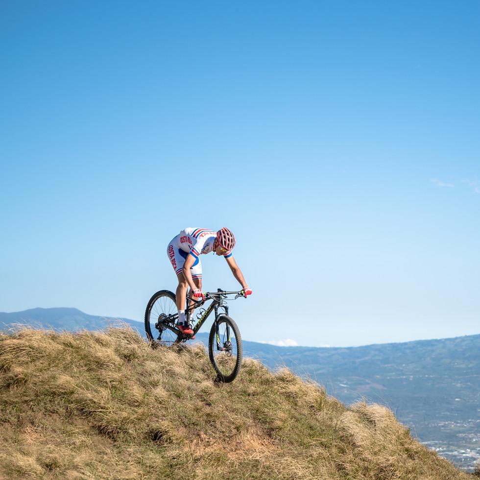 Pro MTB rider Paolo Montoya on his training